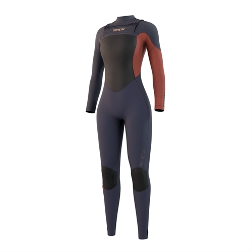Mystic Diva Fullsuit 3/2mm Double Fzip Women