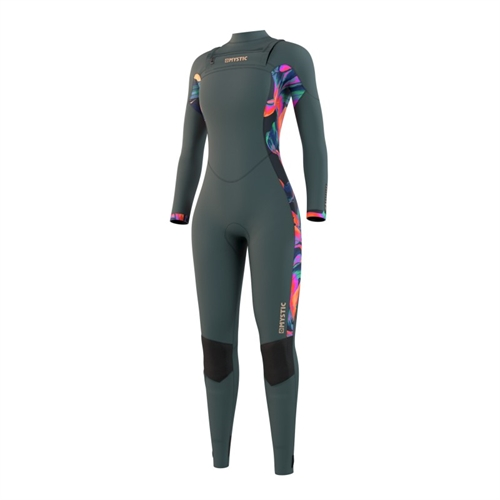 Mystic Dazzled Fullsuit 5/3mm Double Fzip Women