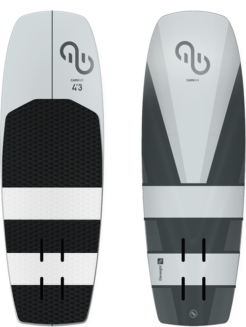 Eleveight Carvair Foil Board