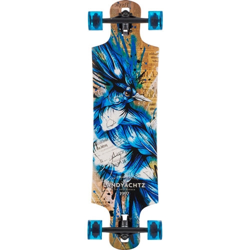 Landyachtz Maple Drop Hammer Longboard