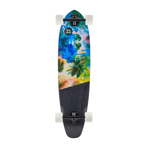 Long Island Kicktail Essential Longboard